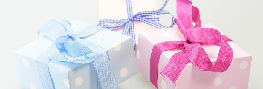 Des idées cadeaux originales à offrir