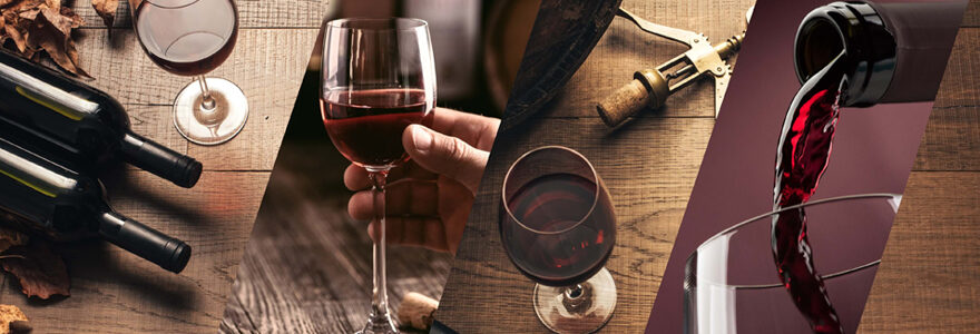 Offrir une dégustation de vin